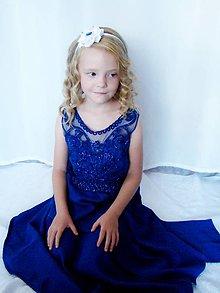 Detské doplnky - Čelenka pre princeznú - 7116858_