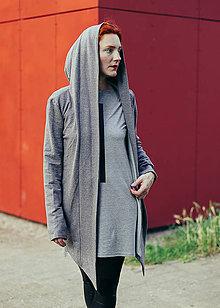 Mikiny - FNDLK Mikina s kapucí s lemem 075 BS - 7117276_