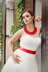 - základný perlový náhrdelník podľa želania - 7113972_