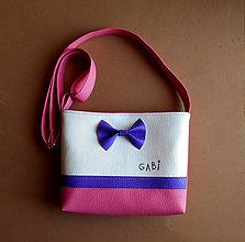 Detské tašky - pre gabi - 7116246_