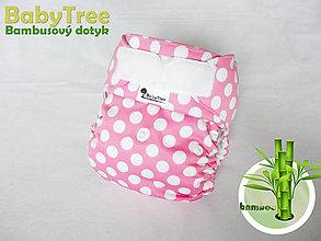 Detské doplnky - Marshmallow - Kapsovka s bambusovým dotykom (veľ.S-M-L) - 7115577_