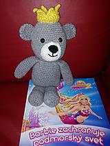Hračky - Malý medvedí princ - 7118120_