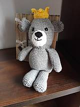 Hračky - Malý medvedí princ - 7118121_