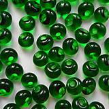 - PRECIOSA Drops 6mm-zelená-1ks - 7120294_