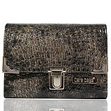 Peňaženky - Purse Middle no.452 LUXURY - 7117863_