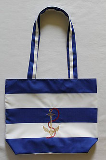 Iné tašky - Taška - námornícka - 7119496_