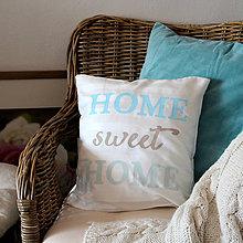 Úžitkový textil - HOME sweet HOME - 7118707_