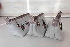 Taštičky - kapsička chrobáčiky  (I) - 7122149_