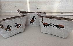 Taštičky - kapsička chrobáčiky  (I) - 7122150_