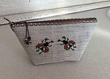 Taštičky - kapsička chrobáčiky  (I) - 7122151_