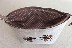 Taštičky - kapsička chrobáčiky  (I) - 7122153_
