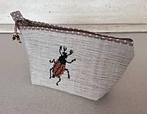 kapsička chrobáčiky  (II)