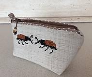 kapsička chrobáčiky  (III)