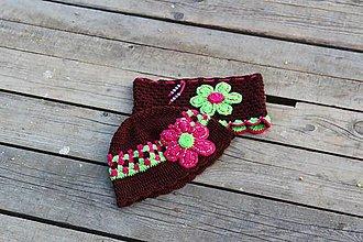 Detské čiapky - Setík na jeseň - 7123009_