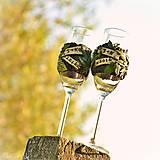 Spoločná cesta ''lesom'' IV. - svadobné poháre