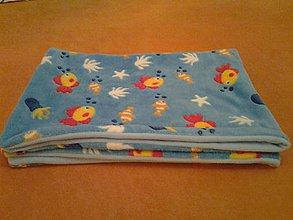 Textil - Detská zimná deka