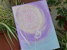 Pohľadnica...v perleťovom slnku