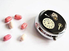 Krabičky - Krabička na lieky Tic-Tac - 7124680_