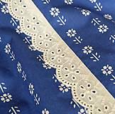 Úžitkový textil - FILKI posteľné návliečky na dvojpaplón s čipkou - 7123834_
