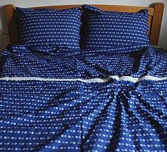 Úžitkový textil - FILKI posteľné návliečky na dvojpaplón s čipkou - 7123833_