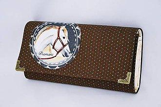 Peňaženky - Peňaženka veľká Diamant - 7126745_