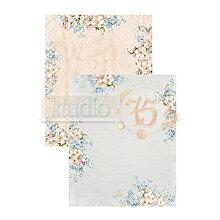 Papier - Papier 17x21 cm Alice journal card - 7127862_