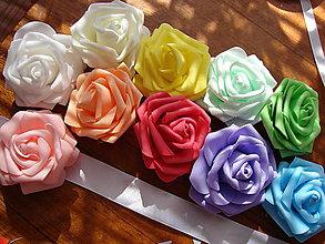 Polotovary - ružičky - 7129146_
