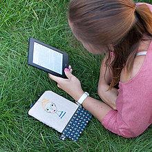 Na tablet - Blondýna - na Kindle - 7129764_