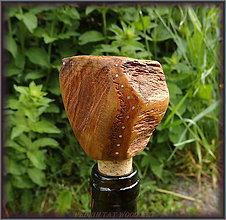 Pomôcky - 40. drevená zátka - SLIVOŇKA - 7127332_