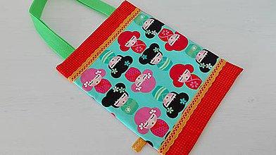 Detské tašky - taštička Hello Tokyo - 7129218_