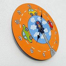Hodiny - Dětské hodiny Dopravní 2 - 7130378_