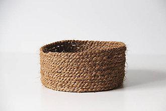 Košíky - Košík kokosový - 7131910  f122fb08e6b
