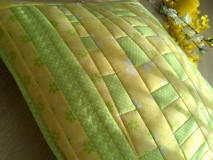 Úžitkový textil - Slnečný vankúš. . . - 6552755_