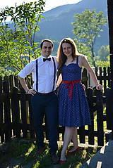 Šaty - letné šaty Tulipán - ky - 7132568_