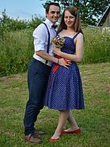 Šaty - letné šaty Tulipán - ky - 7132572_