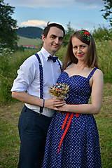 Šaty - letné šaty Tulipán - ky - 7132573_