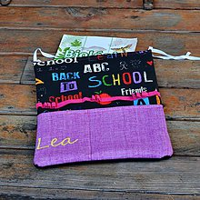 Textil - Vrecko na lavicu pre velkáčov - 7130070_
