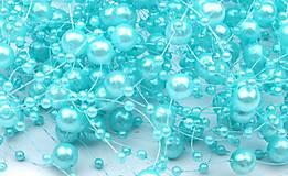 - Perličky na silone, 130 cm - 7131890_