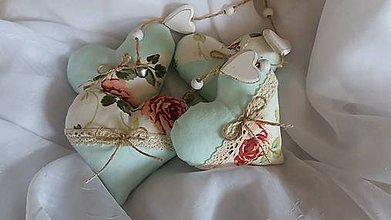 Darčeky pre svadobčanov - Svadobné srdiečka - 7134661_