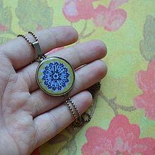 Náhrdelníky - Greetings from Srí Lanka- náhrdelník - 7135439_