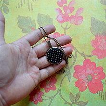 Náhrdelníky - Dotted n.2 - náhrdelník - 7135547_