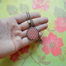 Náhrdelníky - Dotted n.3 - náhrdelník - 7135570_