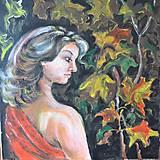 Obrazy - Vo viniči - 7136449_