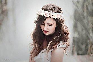 Ozdoby do vlasov - Nežná krása - 7140750_