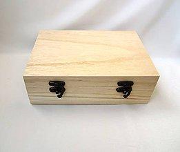 Polotovary - P3/ Plochá krabica obdĺžnik bez prieč. - 7140999_