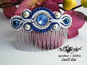 Iné šperky - Sujtášový hrebienok  -