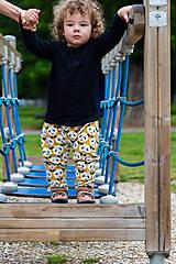 Detské oblečenie - tepláčky Panda - 7140166_