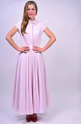 Šaty - Elegantné dlhé šaty - 7137222_