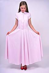 Šaty - Elegantné dlhé šaty - 7137223_