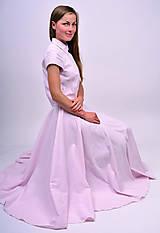 Šaty - Elegantné dlhé šaty - 7137224_